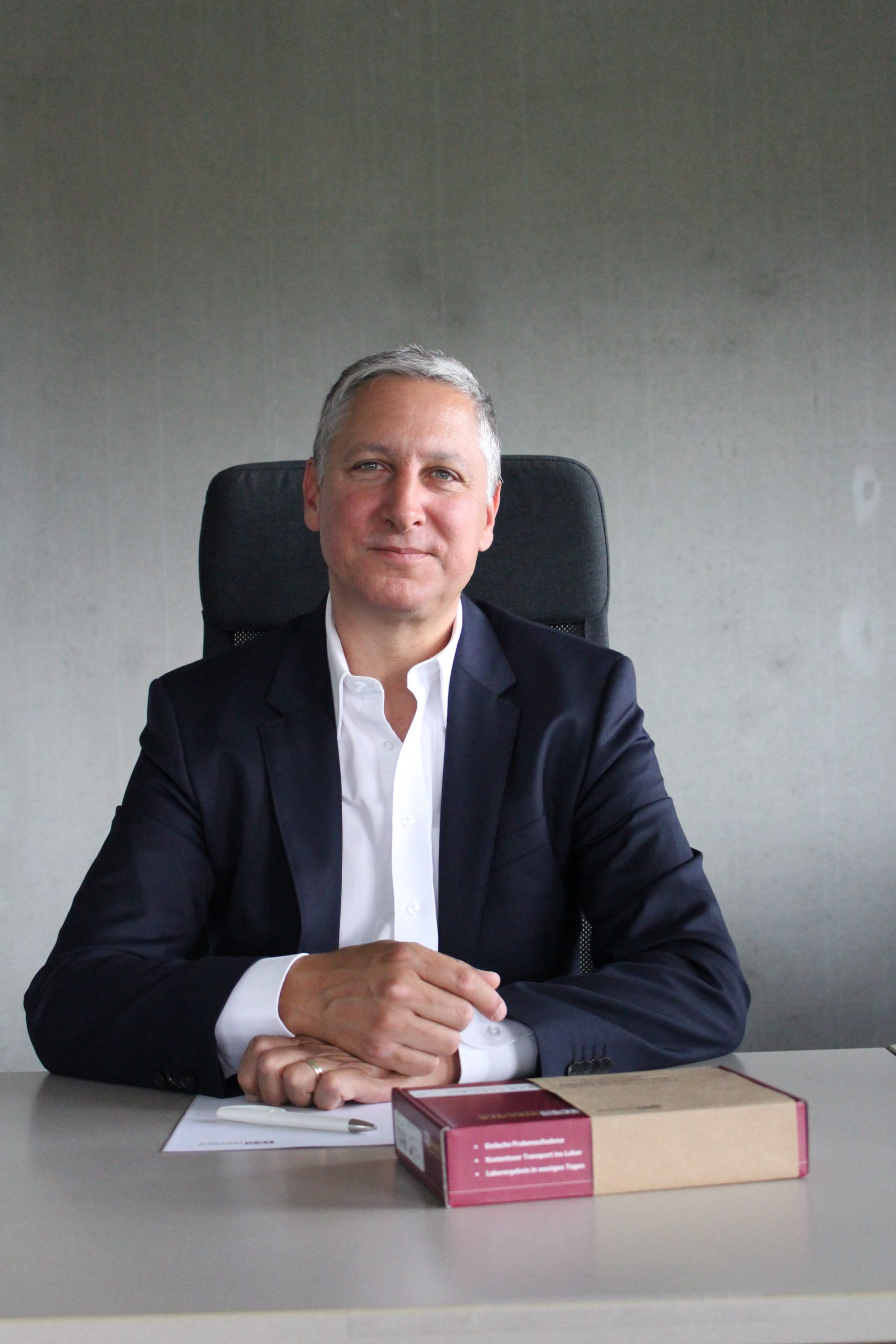YES we care - Geschäftsführer Thomas Exel