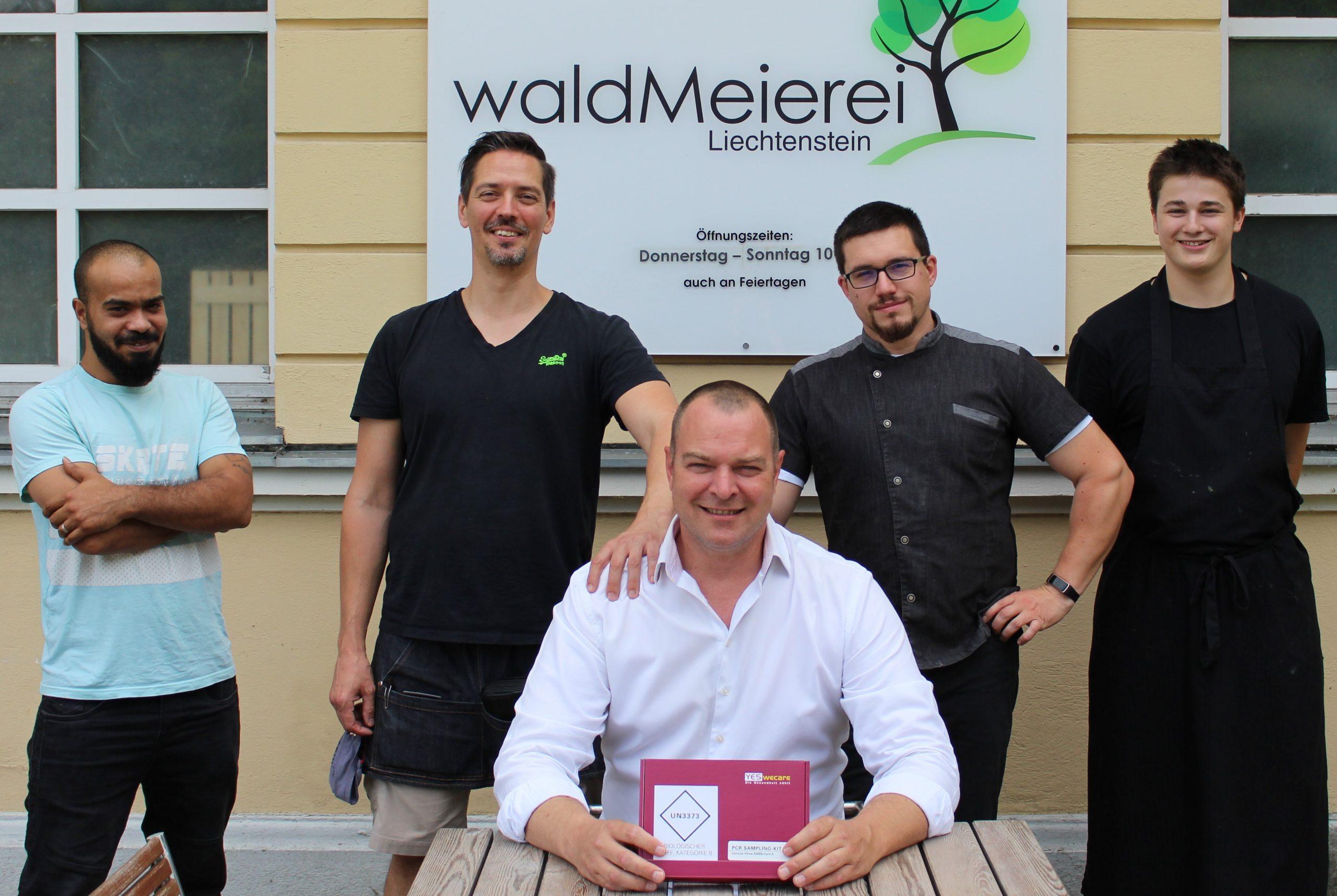 Team Waldmeierei